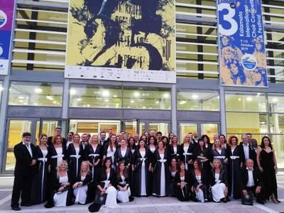 Δύο χρυσά βραβεία για την Πολυφωνική Χορωδία της Πάτρας στην Καλαμάτα