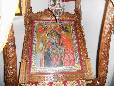 Πανηγυρίζει η Παναγία Ελεούσα στην Πιτίτσα