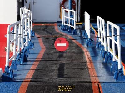 Παράνομη η απεργία των ναυτεργατών από τη Δικαιοσύνη