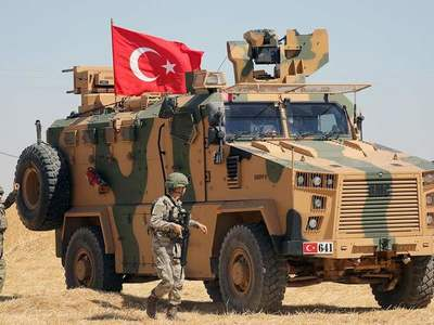 Μέτρα κατά της Τουρκίας ανακοίνωσε ο Τρά...