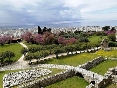 Μια υπέροχη βόλτα στο Κάστρο της Πάτρας - Η θέα κόβει την ανάσα – ΦΩΤΟ