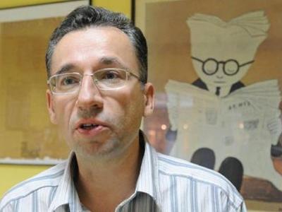 Πάτρα: Ο συγγραφέας Ισίδωρος Ζουργός στο Πολύεδρο