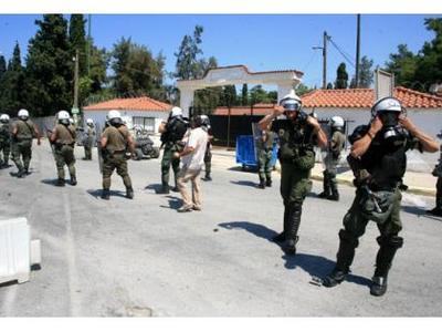 Αγριεύουν τα πράγματα στην Κόρινθο - Κατατέθηκε μηνυτήρια αναφορά για το Κέντρο Κράτησης στο 6ο Σύνταγμα Πεζικού