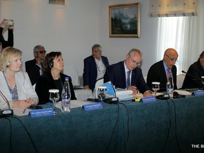 Ο Ν. Κανελλάκης και ο Θ. Δούρος για την Οργανωτική Επιτροπή των Μεσογειακών Παράκτιων Αγώνων