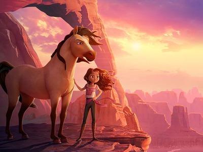 """Η ταινία animation """"Σπίριτ: Ο Ατίθα..."""