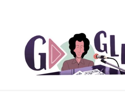 Η Google τιμά τον Γάλλο τραγουδιστή και ...