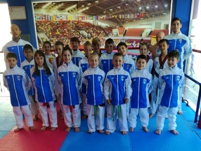Με 30 αθλητές στο  Kim & Liu Athens ο ΑΣ Αγωγή