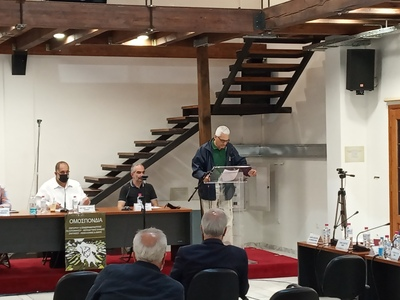 Ο Φ. Ζαΐμης συμμετείχε στη συνεδρίαση τη...