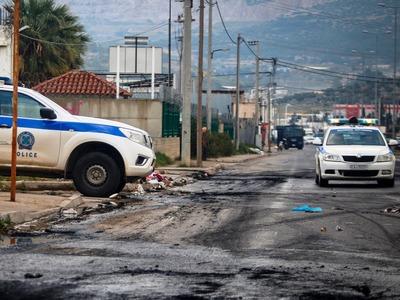 Έφοδος της Αστυνομίας σε Σαγέικα και Κάτω Αχαΐα – Έκρυβε την ηρωίνη στον κάδο απορριμμάτων
