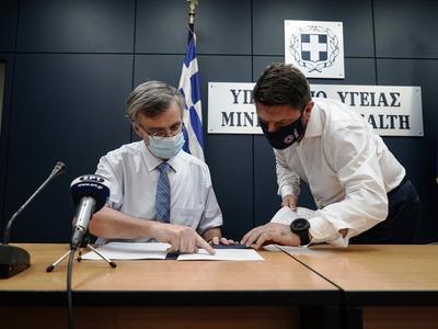Τσιόδρας: Δυναμική η διασπορά του ιού – ...