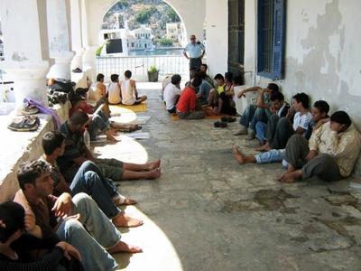 Εξαρθρώθηκε μεγάλο κύκλωμα διακίνησης μεταναστών στη Λευκάδα- ΒΙΝΤΕΟ