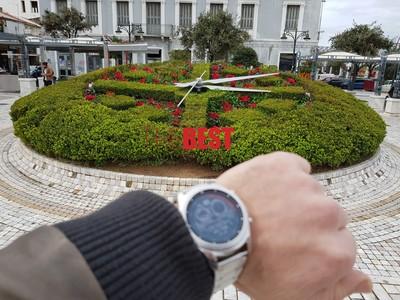 Τελικά ... τι ώρα είναι στην Πάτρα; Ανάλογα... ποιο δημόσιο ρολόι κοιτάτε... ΦΩΤΟ