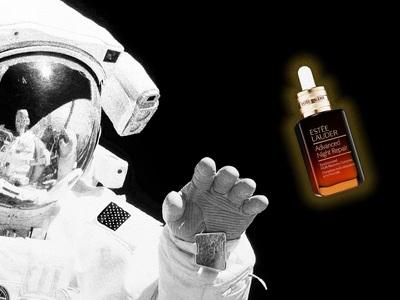 Η Estee Lauder «ποζάρει» στο διάστημα! Κ...