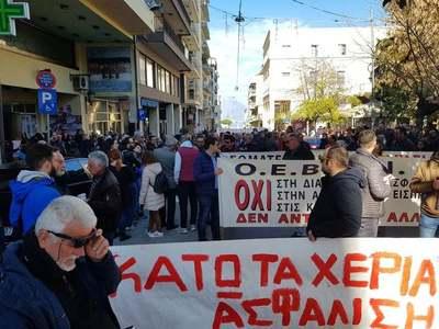 Πάτρα: Νέο συλλαλητήριο για το ασφαλιστικό το απόγευμα στο Εργατικό κέντρο