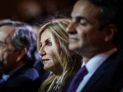 Μαρέβα Γραμπόφσκι - Μητσοτάκη : Το who is who της συζύγου του Πρωθυπουργού