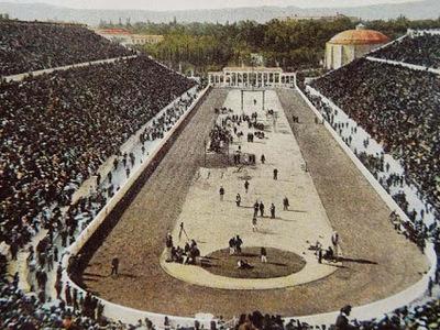 Οι Πατρινοί στους Α' Ολυμπιακούς Αγώνες το 1896