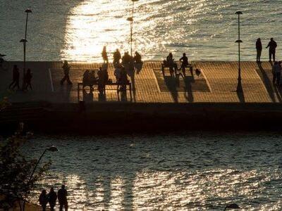 Έκθεση φωτογραφίας με τίτλο «λιμάνι έξοδ...