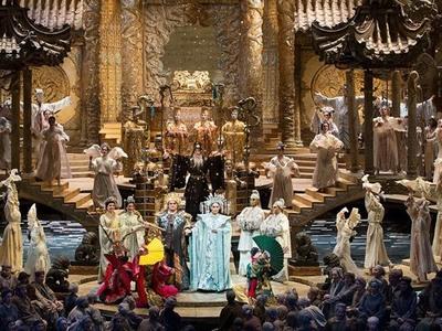 «Τουραντό» του Giacomo Puccini στις 12 Οκτωβρίου, στο Συνεδριακό Κέντρο του Πανεπιστημίου Πατρών