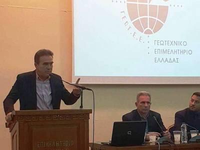 Γιώργος Κουτρουμάνης: Να αξιοποιήσουμε τα συγκριτικά πλεονεκτήματα της Δυτικής Ελλάδας