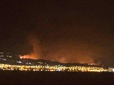 Απίστευτες εικόνες - Πώς φαίνεται η φωτι...