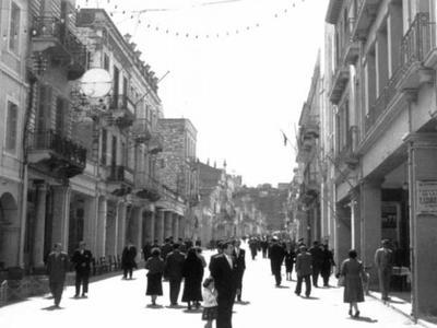 Γιορτές στα 1960- Φωτό από την paliapatra
