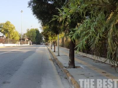 Ολοκληρώθηκε ένα από τα μεγαλύτερα ενιαία πεζοδρόμια της Πάτρας - ΦΩΤΟ
