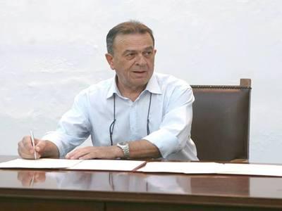 Χρ. Πατούχας: Η Κυβέρνηση ανέθεσε την επιφανειακή κατασκευή της σιδηροδρομικής γραμμής μέχρι την Κανελλοπούλου