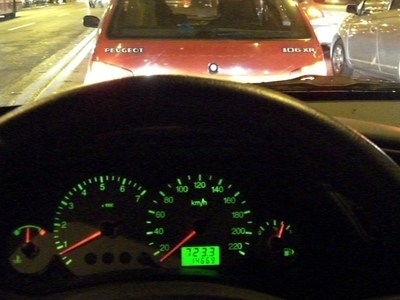 Ιόνια Οδός: Ο ταχογράφος έδειχνε ότι ο οδηγός κοιμάται, αλλά εκείνος οδηγούσε - ΒΙΝΤΕΟ