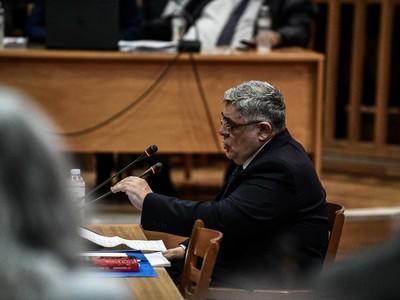 Δίκη Χρυσής Αυγής: Η ώρα της απολογίας του Μιχαλολιάκου
