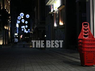20+ φωτογραφίες από τη νυχτερινή Πάτρα του κορωνοϊού - Σαν να πάγωσε ο χρόνος...