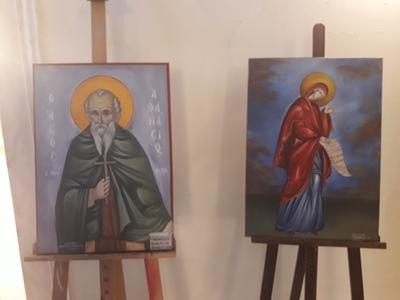 Aίγιο: Στο αρχοντικό Παναγιωτόπουλου «χτυπά» η «καρδιά» της Βυζαντινής Αγιογραφίας -ΔΕΙΤΕ ΦΩΤΟ