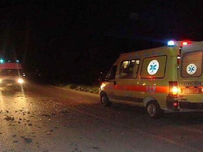 Τραγωδία: Νεκρό βρέφος σε τροχαίο στην Π...