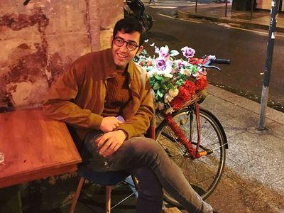 Ανδρέας Καραπάνος: Ένας Πατρινός μάγειρας στο κορυφαίο εστιατόριο του Alain Ducasse στο Παρίσι