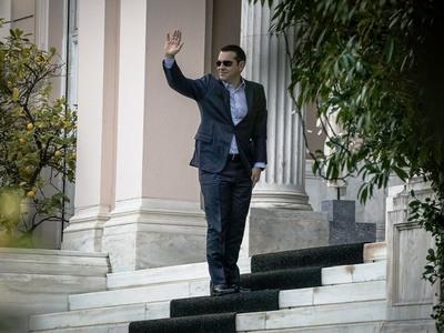 Α. Τσίπρας: «Θα πάμε άμεσα σε διαδικασία ψήφου εμπιστοσύνης από την Βουλή»