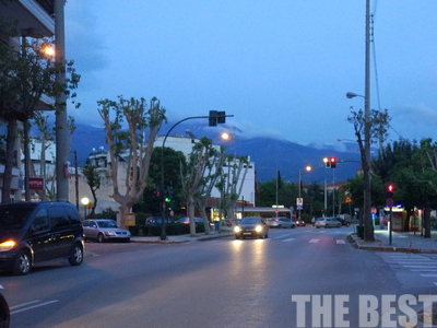 Η παραβίαση του Κ.Ο.Κ. στην πλατεία Μαρούδα (ΦΩΤΟ)