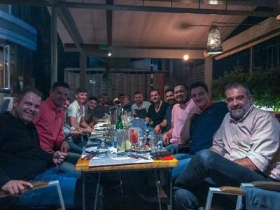 Αποχαιρετιστήρια συνάντηση της ομάδας μπάσκετ του ΑΠΣ ΣΟΠΟΤΟΥ για την αγωνιστική περίοδο 2019