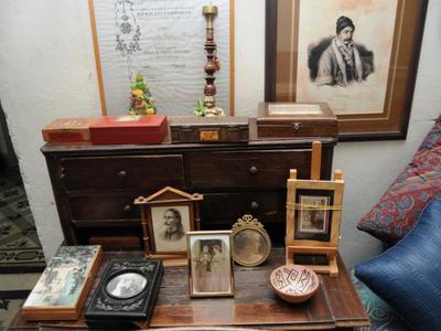 Ένα σπίτι – μουσείο, είναι το εξοχικό της οικογένειας Ζαΐμη στο Ρίο