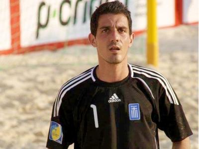 Νικολάου: «Μεγάλη ευκαιρία ανάδειξης του beach soccer στην Ελλάδα, οι Μεσογειακοί»