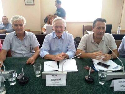 """Η """"Ώρα Πατρών"""" του Γιώργου Ρώρου καταψήφισε στο δημοτικό συμβούλιο την επιβολή του περιβαλλοντολογικού τέλους"""