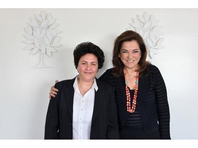 Στο Αίγιο η υποψήφια βουλευτής της Δημοκρατικής Συμμαχίας Αθηνά Τραχήλη