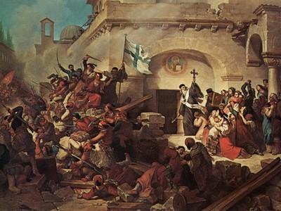 Οι Κρήτες της Πάτρας θα τιμήσουν την επέτειο του Ολοκαυτώματος της Μονής Αρκαδίου