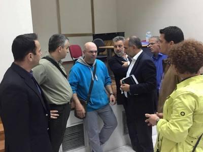 Την κήρυξη της Ανδραβίδας σε έκτακτη ανάγκη λόγω των σεισμών ζήτησε ο Απ. Κατσιφάρας