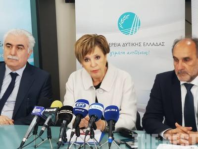 Γεροβασίλη από Πάτρα: H δημοκρατία δεν εκβιάζεται - Σύσκεψη για το νέο αστυνομικό μέγαρο