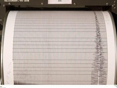 Σεισμός τώρα 4,2 Ρίχτερ στις Βολίμες Ζακύνθου