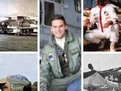 Οι αεροπορικές τραγωδίες που συγκλόνισαν την Αχαΐα από το 1966 και μετά - ΔΕΙΤΕ ΦΩΤΟΓΡΑΦΙΕΣ