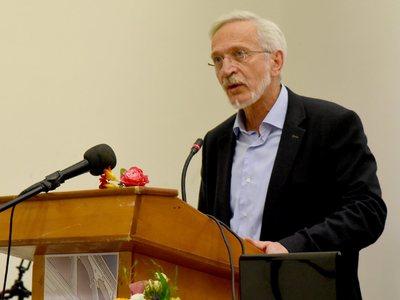 Αποσύρεται ο Γιώργος Ρώρος - Δεν κατεβαίνει στις εκλογές του Εμπορικού Συλλόγου Πατρών