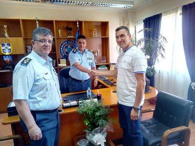 Αστυνομικός της Πάτρας συνέλαβε επ' αυτοφώρο διαρρήκτια