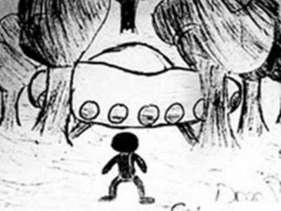 """Απίστευτο: Μαθητές επιμένουν ότι """"είδαν"""" UFO να προσγειώνεται στο σχολείο τους!"""
