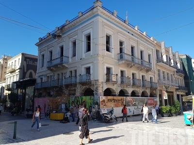 Ένα κτίριο κόσμημα που στοίχειωσε στην καρδιά της Πάτρας - ΦΩΤΟ