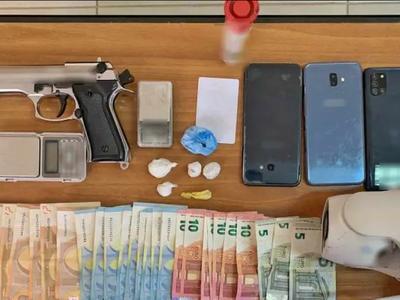 Ζάκυνθος: Συνελήφθησαν δύο αλλοδαποί για...